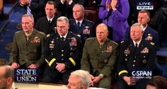 """Pentagon Leaders Spite Obama After He Claimed That """"No Nation Dares To Attack"""" The US"""