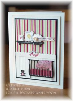 Welcome Baby -CT0313- by tankgrl - Cards and Paper Crafts at Splitcoaststampers