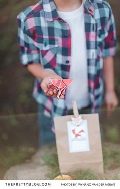 Forest birthday party inspiration |  party favour ideas | Photography by Wynand van der Merwe