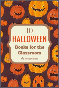 13 Halloween Books for the Classroom (Grades Kindergarten - 12)
