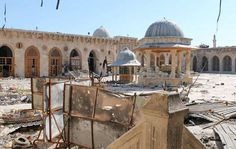 The destruction of Syria's cultural heritage must stop. It gravely affects the identity and history of the Syrian people and all humanity, damaging the foundations of society for many years to come