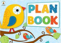 Boho Birds Plan Book! Product ID: 104788