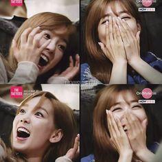 TaeNy cute reactions ❤ #tae #taetae #taeng #taengoo #kidleader #dorkykidleader #taetiseo #tiffanyhwang #stephaniehwang #tiffanism #fanytastic #hwangmiyoung #miyoung #xolovestephi #태니 #taeny #티파니 #소원 #thanksboo #beliveintaeny #소녀시대 #girlsgeneration #snsd #gg #catchgg #taeyeon #taeyeon_ss #kimtaeyeon #태연 #congratsboo