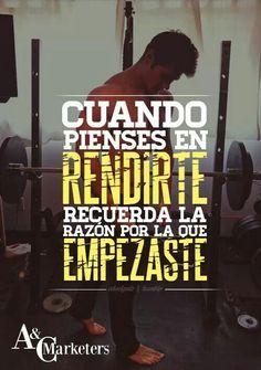 La palabra RENDIRSE no está en mi vocabulario, espero que en el tuyo tampoco #anabelycarlos #rendirsenunca #Dreams2017