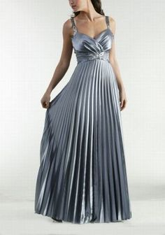 wedding party silver  | silver party dress