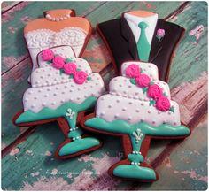 N.M. Galletas Artesanas: Galletas de boda