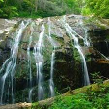 Hiking Destinations near Blowing Rock - Glen Burney Falls and more