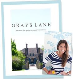 In the Guest House with Rachel McGinn of Gray's Lane