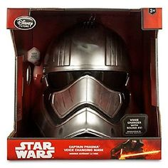Disney Store Captain Phasma Voice Changing Mask @ niftywarehouse.com #NiftyWarehouse #Geek #Products #StarWars #Movies #Film
