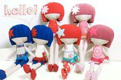 the Crafty Likey: PinkNounou...!!!