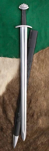 5 Lobe Viking Sword | WarGod.co.nz