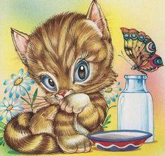 Кошки-мышки - Схемы вышивки - poltanya1 - Авторы - Портал ...