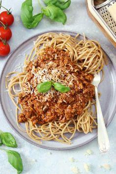 My Kitchen Stories Kitchen Stories, Desert Recipes, Spaghetti, Lchf, Pasta Recipes, Deserts, Baking, Ethnic Recipes, Food