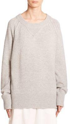 Chloe Cashmere Crewneck Sweater