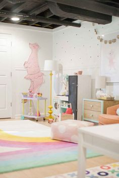 a playroom for girls - Lay Baby Lay