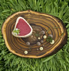 A Recipe by Wojciech Modest Amaro | FOUR Magazine. Venison, spruce & wood sorre