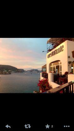 Orestorante #Ponza#Isola#Mare
