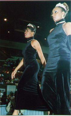 https://flic.kr/p/EbaaPj | BLACK WOMEN'S BRIDAL/FASHION EVENT, OCTOBER 2000 | CLEVELAND STATE UNIVERSITY