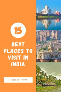 Heere is the List of 5 Best Places to Visit in India. You can Visit these Places with you friends a live time of you life. Time Of Your Life, Tourist Places, Cool Places To Visit, Journey, India, Live, Country, Friends, Travel