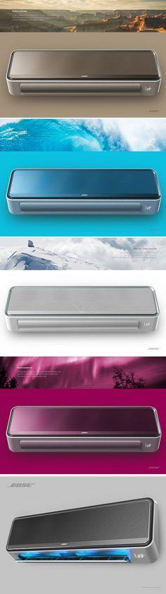 PDF HAUS_ Republic of Korea Design Academy / Product design / Industrial design / 工业设计 / 产品设计/电饭煲 / 산업디자인 / 에어컨 / 보스 /air conditioner / Bose: