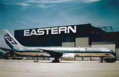 Eastern Airlines Airport Hangar Sign