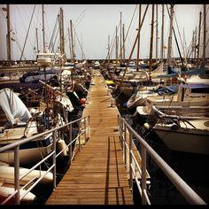 Puerto #Mogan #Gran Canarias - @eunicebcn- #webstagram