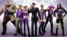 saints row the third all planes | Saints Row The Third All Characters