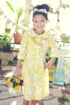 Persnickety Swiss Dress - thecouturebaby.com