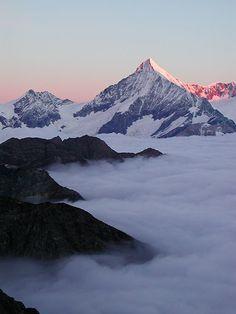 Weisshorn - Valais, Switzerland