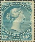 [Queen Victoria - Size: 20 x 24mm, type G]