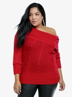 Torrid Marilyn Sweater