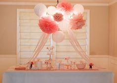 Bridal Shower Party Idea