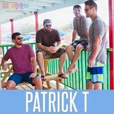 Brace yourselves ladies (and gents)......just announced!  The Patrick T for men!!! #lularoe