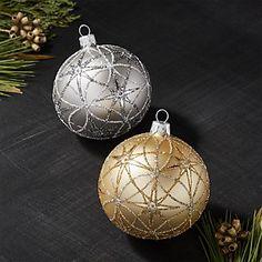Northstar Ball Ornaments