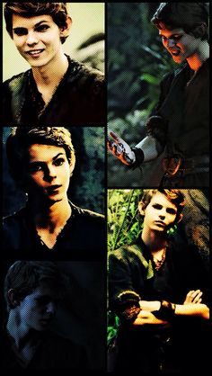 Robbie Kay. ❤️❤️ loving this collages of Robbie right now like yes please and thanks ❤️❤️