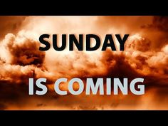 Sunday Is Coming Africa Online, Understanding The Times, Bethel Music, Role Player, Finding God, Light Of The World, Deceit, Pope Francis, Music Albums