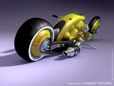 - Cosmic Motors By Daniel Simon  <3 <3