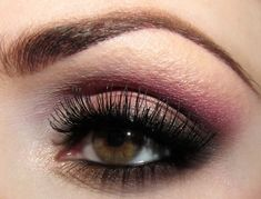 Embrace your cosmetic addition with Makeup Geek. Watch makeup video tutorials, learn tips from the experts, and even buy our makeup online! Pink Eye Makeup, Makeup For Brown Eyes, Eyebrow Makeup, Makeup Geek, Love Makeup, Makeup Tips, Beauty Makeup, Makeup Looks, Hair Makeup