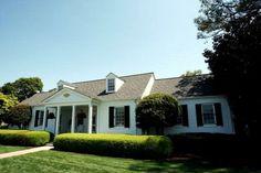 Eisenhower Cabin at Augusta National Golf Club, Augusta, GA