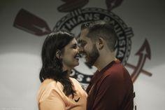 Pre Wedding Vivian & Bruno Location: Corinthians Arena, São Paulo / SP - Brazil