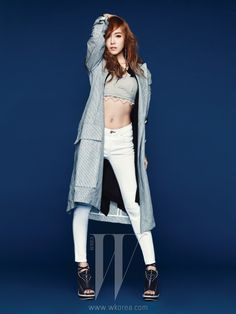 [OFFICIAL] Girls' Generation JESSICA – W KOREA Magazine, April 2013 ⓒWKOREA http://www.style.co.kr/w