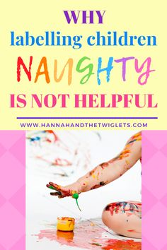 Read about why I think labelling children naughty is not helpful in any way. But how do we stop our own children doing it? #hannahandthetwiglets #naughty #parenting #parentingtips #labellingchildrennaughty #childbehaviour Gentle Parenting, Parenting Advice, Toddler Behavior, Child Behaviour, Potty Training Tips, Attachment Parenting, Funny Stories, Positivity, Activities