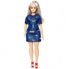 Discover the best selection of Barbie Fashion Dolls at the official Barbie website. Shop for the latest Fashionistas, Barbie Look & other dolls today! Pop Fashion, Fashion Dolls, Fashion Dresses, Barbie Style, Mattel Barbie, Barbie Dolls, Original Barbie Doll, Barbie Website, Mode Pop