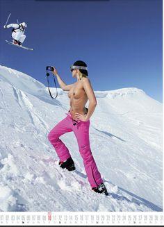 Jackie Chamoun – Lebanon – Alpine Skiing