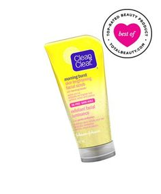 Best Skin Brightening Product No. 1: Clean and Clear Morning Burst Skin Brightening Facial Scrub, $6.49