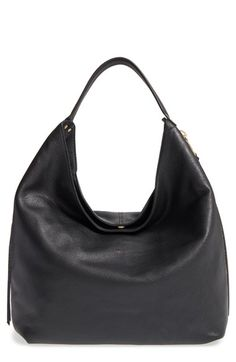Free shipping and returns on Rebecca Minkoff 'Bryn' Hobo Bag at Nordstrom.com. Supple, pebble-grain leather offers understated sophistication to a slouchy hobo styled with gleaming goldtone side zippers for an edgy-chic finish.