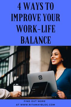 4 Ways to Improve Your Work-Life Balance Even if you love your job, keeping a strong work-life balance is vital for avoiding burnout and maintaining your health and relationships. Career Advice, Career Quotes, Success Quotes, Work From Home Tips, Busy At Work, Return To Work, Self Development, Personal Development, Work Life Balance
