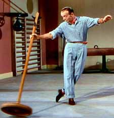 Fred Astaire in ''Royal Wedding''  1951