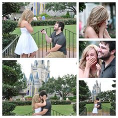 Disney Proposal <3 I couldnt handle it!