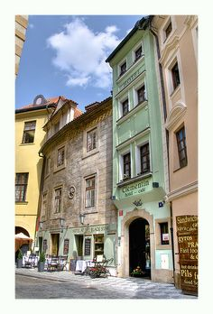 ✯ Streets of Prague